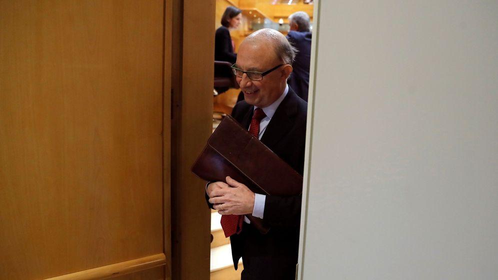 Foto: El ministro de Hacienda, Critóbal Montoro. (EFE)