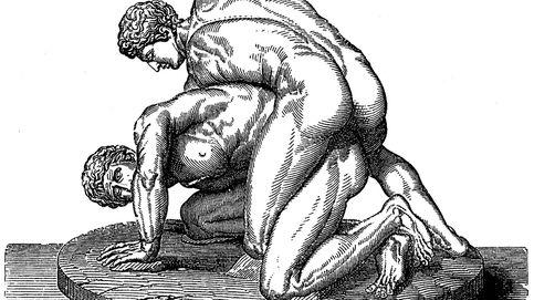 ¿Y si los Juegos Olímpicos volvieran a hacerse desnudos?