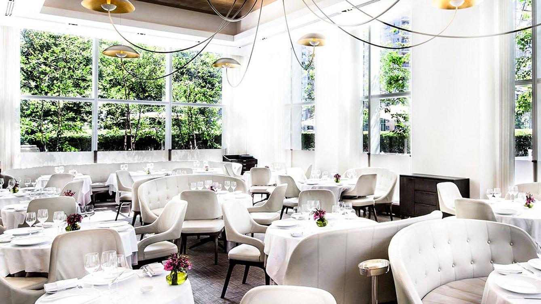 Foto: Vista interior del Jean-Georges, propiedad del reputado chef Jean-Georges Vongerichte.