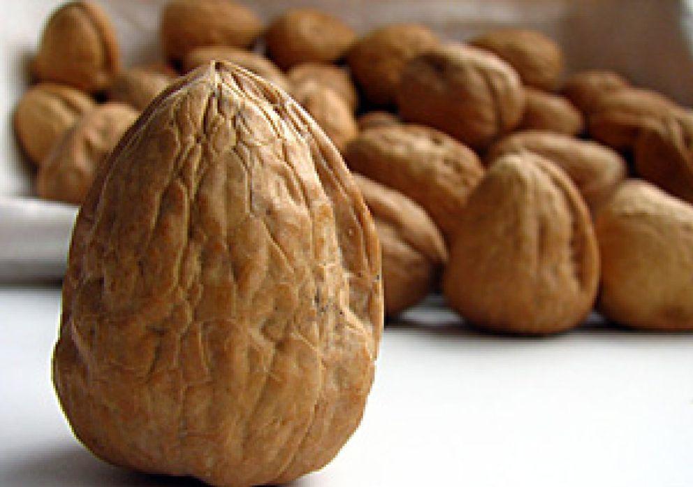 Foto: Comer nueces puede prevenir el cáncer de pecho