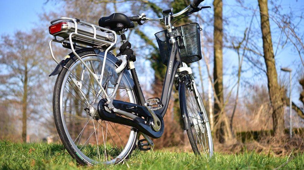 Foto: Bici de paseo convertida. (Foto: PxHere)