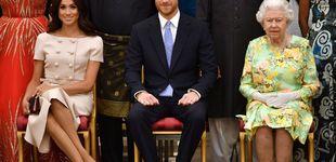 Post de Harry y Meghan demuestran su respeto a la reina Isabel con un simbólico gesto