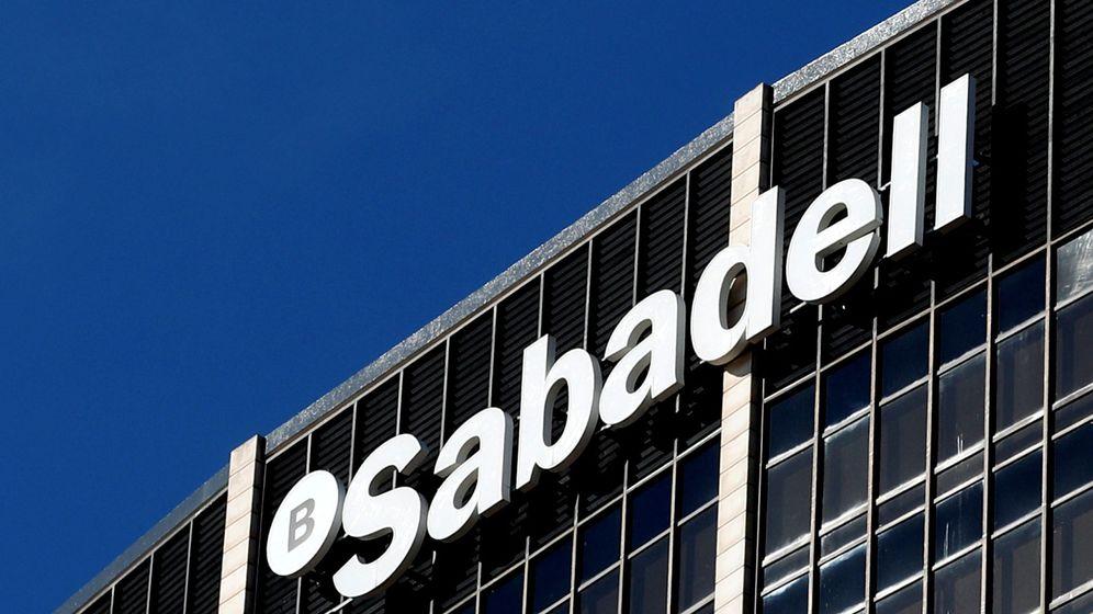 Foto: El logo de banco Sabadell. (Reuters)