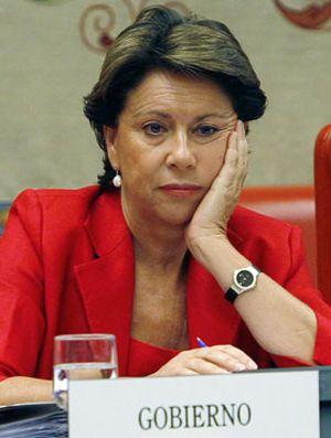 PP, CiU, ERC e IU-ICV piden la dimisión de la Ministra
