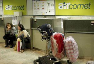 Fomento dice que no tiene competencia en el ERE de Air Comet y que ha ofrecido una reunión a trabajadores