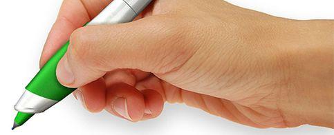 Foto: Se acabaron las faltas de ortografía con este lápiz inteligente