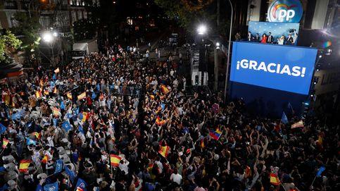 El cinturón rojo es ahora azul y Ayuso reina sobre las cenizas del PSOE y Cs