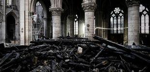 Post de Un niño registra alta tasa de plomo en sangre tras el incendio de Notre Dame