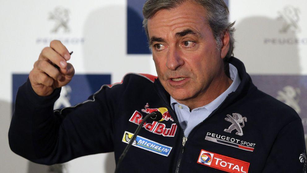 Sainz: En este momento de mi carrera, el Dakar sólo se entiende disfrutando