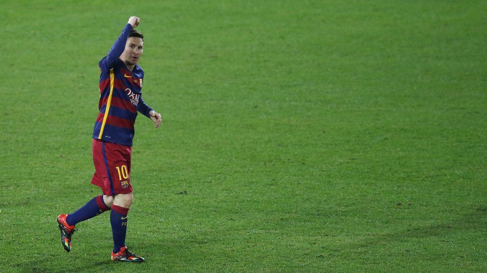 Luis Enrique y Messi pasan de no hablarse a lograr cinco títulos en 2015