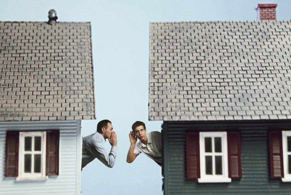 Vivienda acabo de alquilar un piso y los vecinos son muy for Alquilar un piso