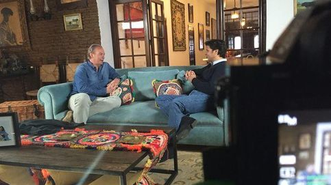 Fran Rivera, el primer invitado de Bertín Osborne en su andadura en Telecinco