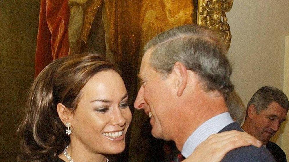 Foto: El príncipe Carlos junto a la difunta Tara Palmer (Gtres)