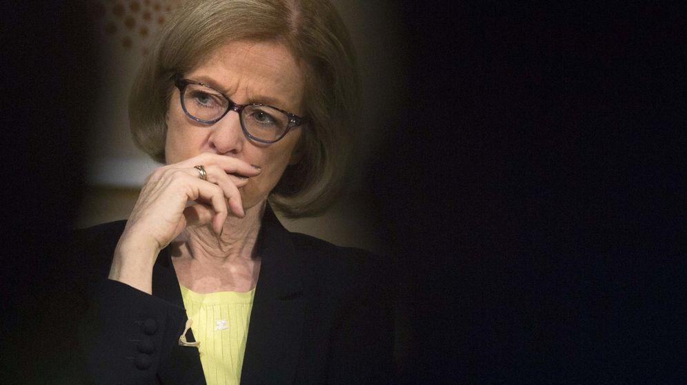Foto: La presidenta del Mecanismo Único de Supervisión, Danièle Nouy. (Reuters)