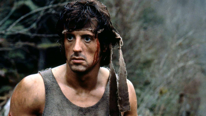 Sylvester Stallone en un fotograma de 'Acorralado'. (Izaro Films)