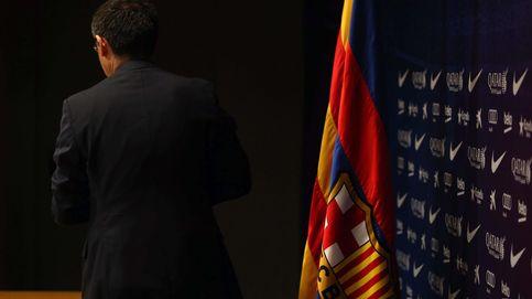 Las goteras del despacho de Bartomeu no llegaron al vestuario del Barcelona