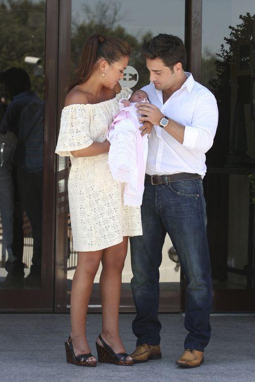 El 17 de agosto de 2008 venía al mundo su única hija, Daniela