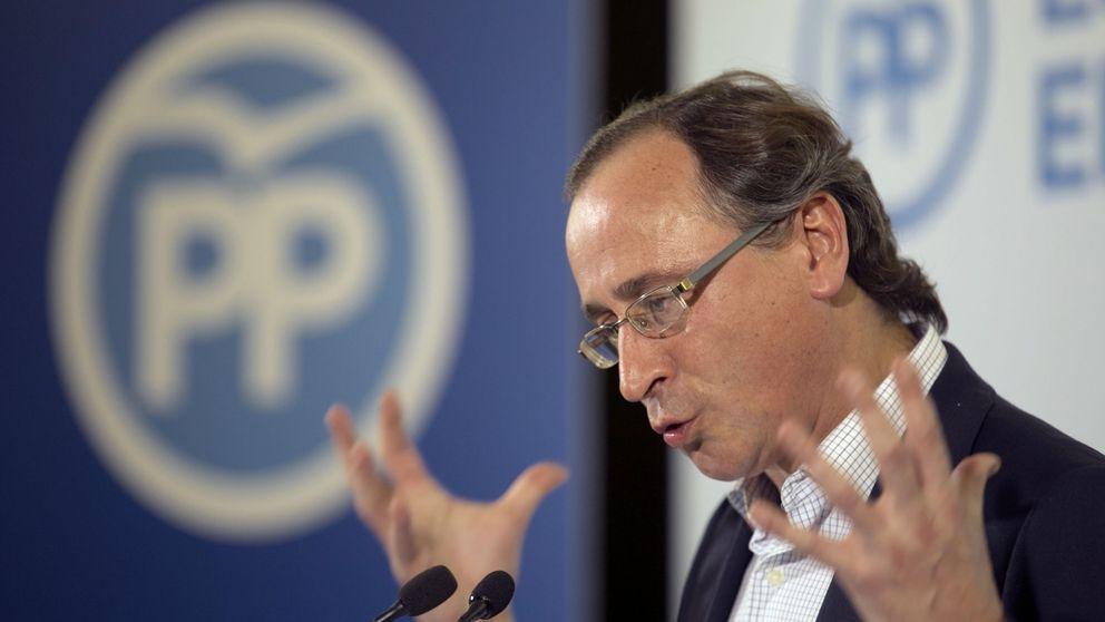 Alonso apela a la responsabilidad para evitar el pacto 'a la portuguesa' del PSOE