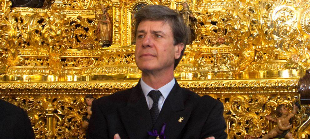 Foto: Cayetano Martínez de Irujo en Sevilla, en una imagen de archivo (Gtres)