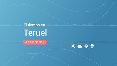 El tiempo en Teruel para hoy: alerta amarilla por lluvias y tormentas