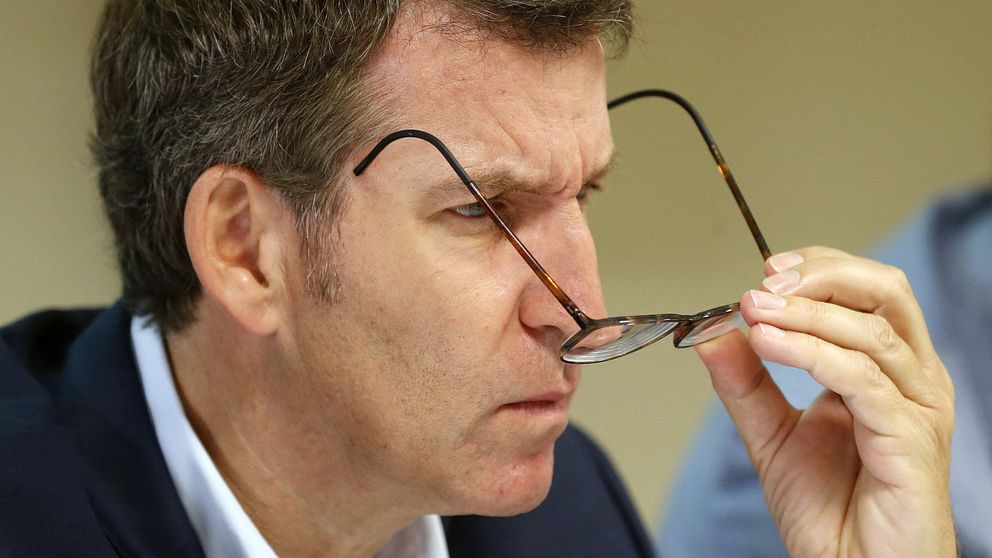 Jordi Évole pone a prueba los nervios de Feijóo con una pregunta sobre 'Narcos'