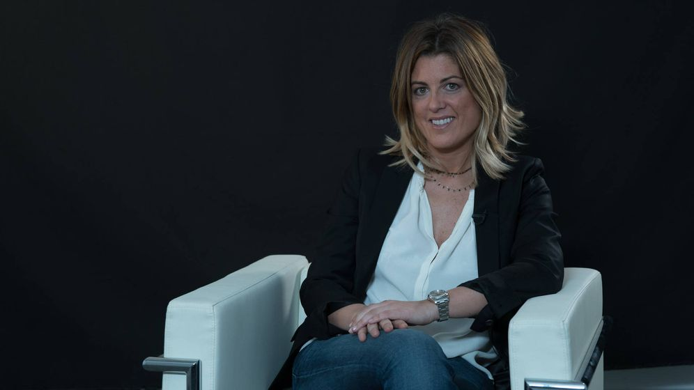 Foto: Marta Plana, vicepresidenta de la Asociación Española de Fintech (Foto: Itxaso González)