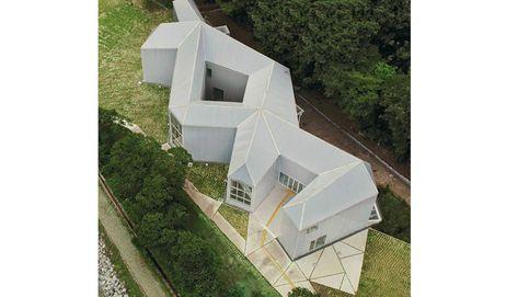 Arquitectura de museo, las siete maravillas