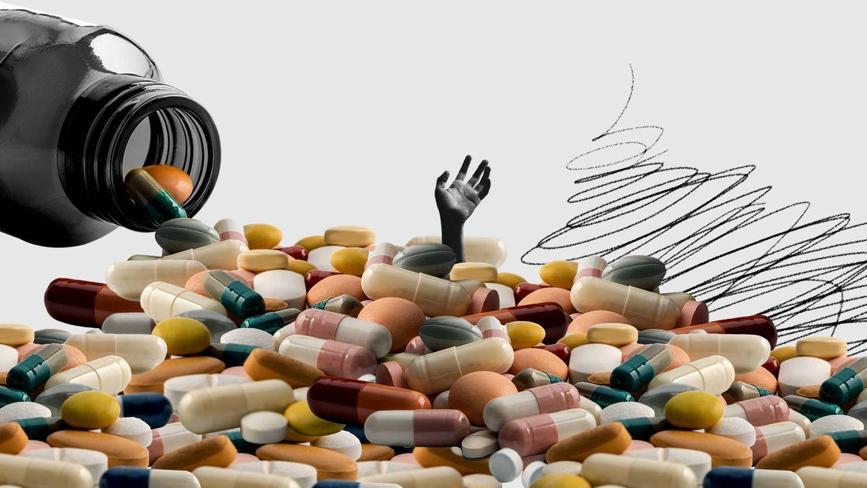 El consumo de ansiolíticos en 2020 fue el más alto de la última década