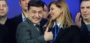 Post de Lengua y pasaportes rusos: los primeros retos del cómico convertido en presidente