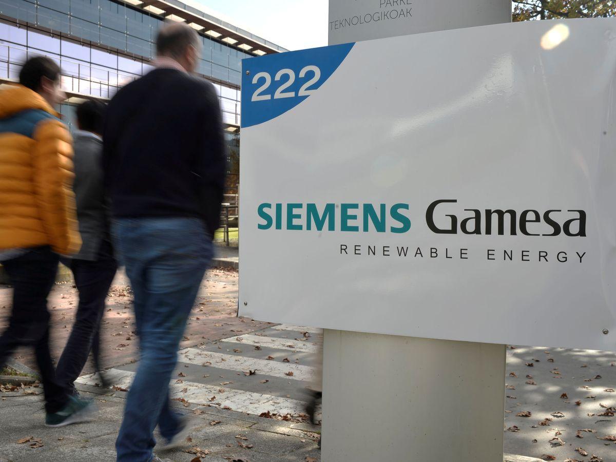 Foto: Oficinas de Siemens Gamesa