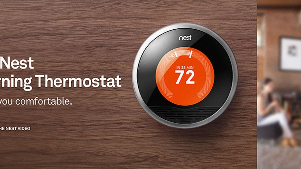 Google se sube al carro del internet de las cosas con Nest
