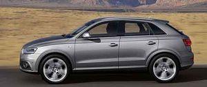Foto: Audi Q3, el todocamino compacto