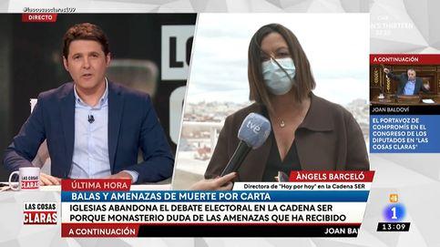 Àngels Barceló sentencia a Rocío Monasterio ante Cintora y lanza una importante reflexión