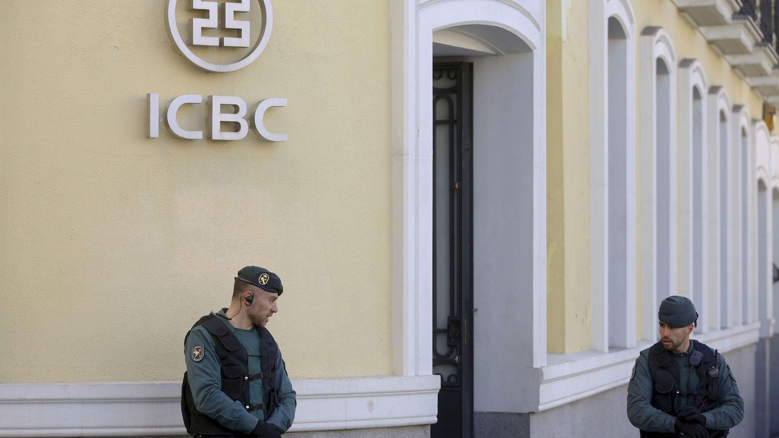 Foto: El registro de la sede en Madrid del ICBC conllevó la detención de su cúpula directiva. (Reuters)