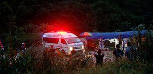 Post de Rapidez y experiencia en el Día-D 2: así ha sido la segunda fase del rescate en Tailandia