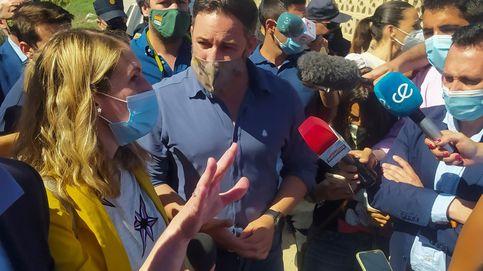 La Asamblea de Ceuta rechaza debatir la revocación de Abascal como 'persona non grata'