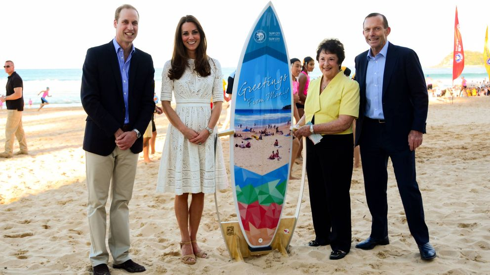 Los duques de Cambridge, de escapada a Biarritz, playa francesa de royals