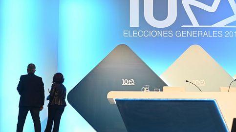 Las urnas cierran con una caída de participación: votan el 69'88% de electores