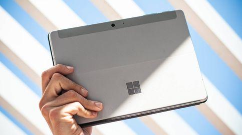Siete días con la 'diminuta' Surface Go: el último intento de Microsoft de emular el iPad