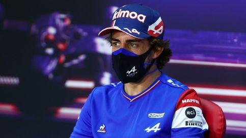¡Lo que quieres es mi pelo! Fernando Alonso zanja el tema de su edad para volver a la F1