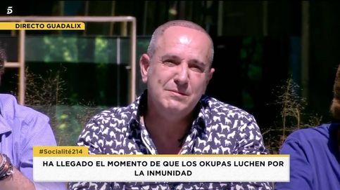Víctor Sandoval se rompe en 'Sálvame Okupa': No quiero ser un minusválido