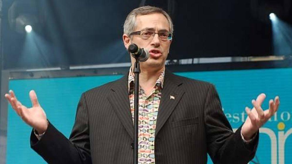 Foto: El diputado conservador canadiense Tony Clement, en Toronto (Canadá), en 2010