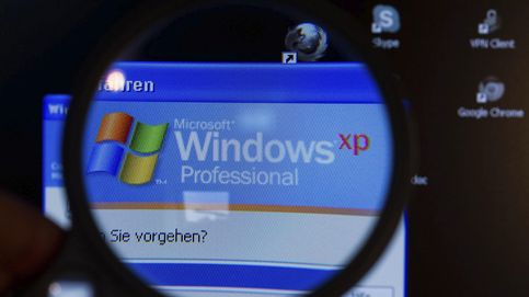 Windows XP fue inmune al ciberataque mundial (y no por su seguridad)