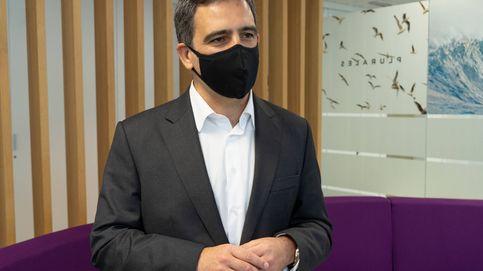 Javier García del Río relevará mañana a Jaime Echegoyen en la presidencia de Sareb