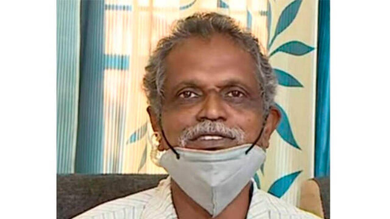 Jayapalan P.R. ha ganado 120 millones de rupias a la lotería (Lotería de Kerala)