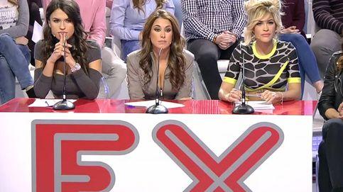 Ylenia, Sofía y Raquel, exnovias de Suso, le ponen firme en 'MYHYV'