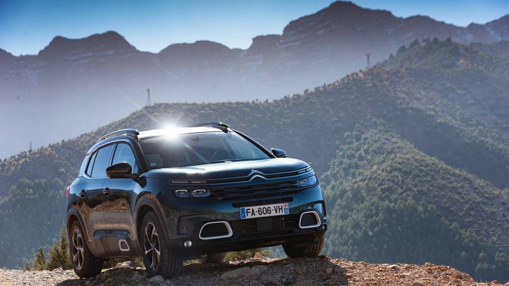 Foto: Citroën C5 Aircross, el todocamino útil y confortable