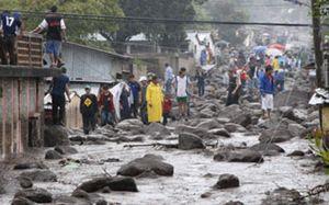 El huracán 'Ida' ha causado 124 muertos en El Salvador, pero pierde fuerza en el Golfo de México
