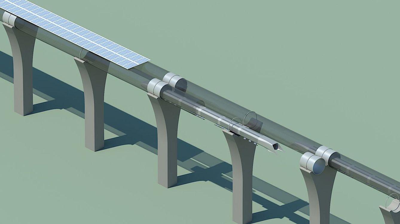 Foto: ¿Ciencia ficción? La construcción de Hyperloop comenzará en 2016