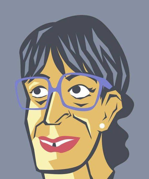 Foto: María Victoria Moreno, homenajeada en el Día das Letras Galegas de 2018.